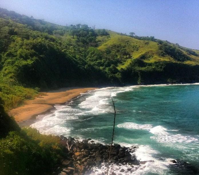 Mejores playas de Veracruz: Playa Escondida