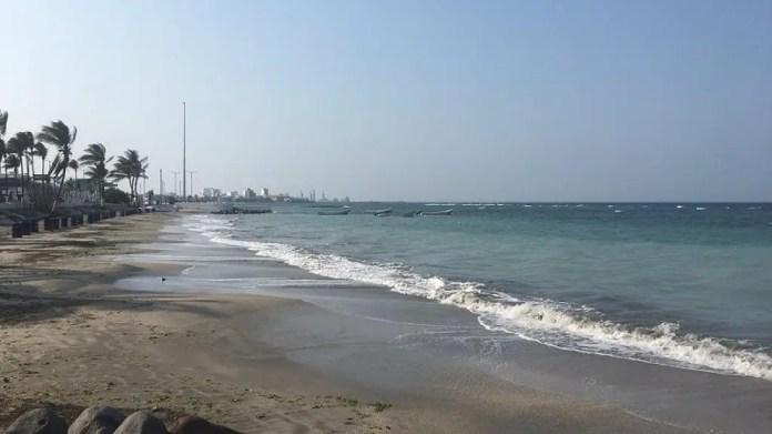 Mejores playas de Veracruz: Playa Martí