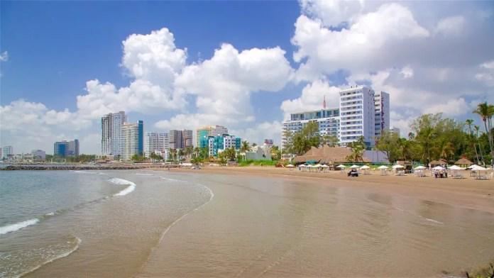 Mejores playas de Veracruz: Playa Mocambo