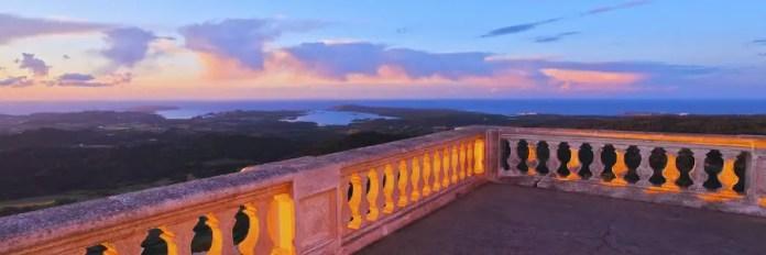 Atardeceres en Menorca, los mejores sitios para ver