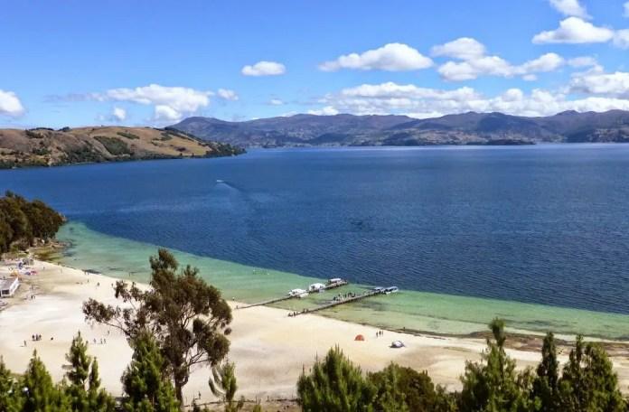 Qué ver en Boyacá: Laguna de Tota