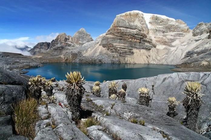 Qué visitar en Boyacá: Parque Nacional El Cocuy