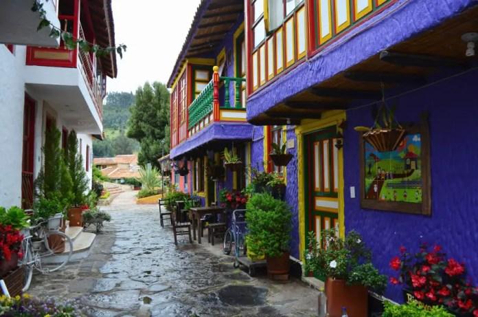 Mejores lugares de Boyacá: Pueblito Boyacense