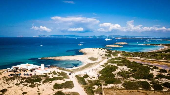 Las mejores playas de Isla Formentera