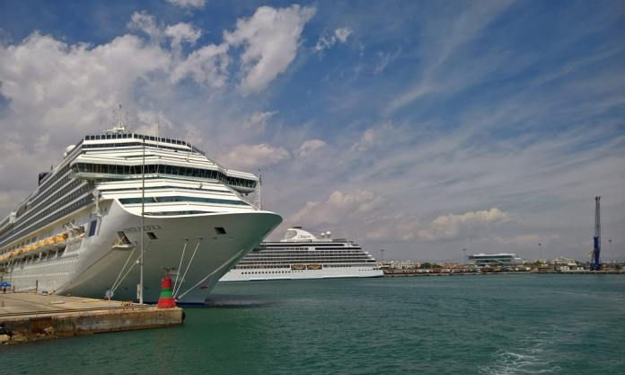 Turismo en el Puerto de Valencia España