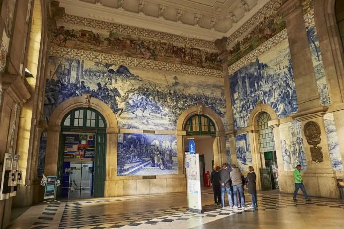 Lugares para visitar en Portugal: Oporto