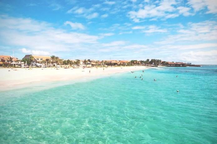 Qué ver en Isla de Sal Cabo Verde