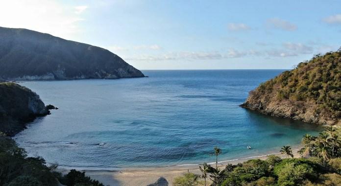 Las mejores playas de Santa Marta