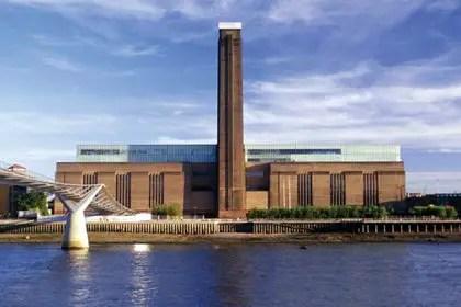 Galería Tate Modern
