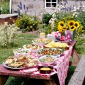 Summer Salads for a Crowd or Outdoor Reception