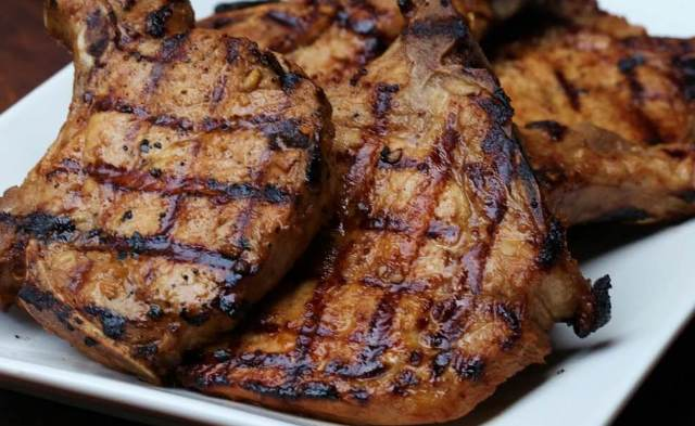 BBQ Grilled Pork Chop Recipes