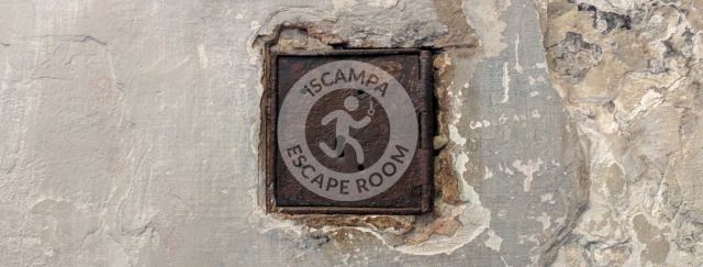 IScampa: una escape room a prova di blogger