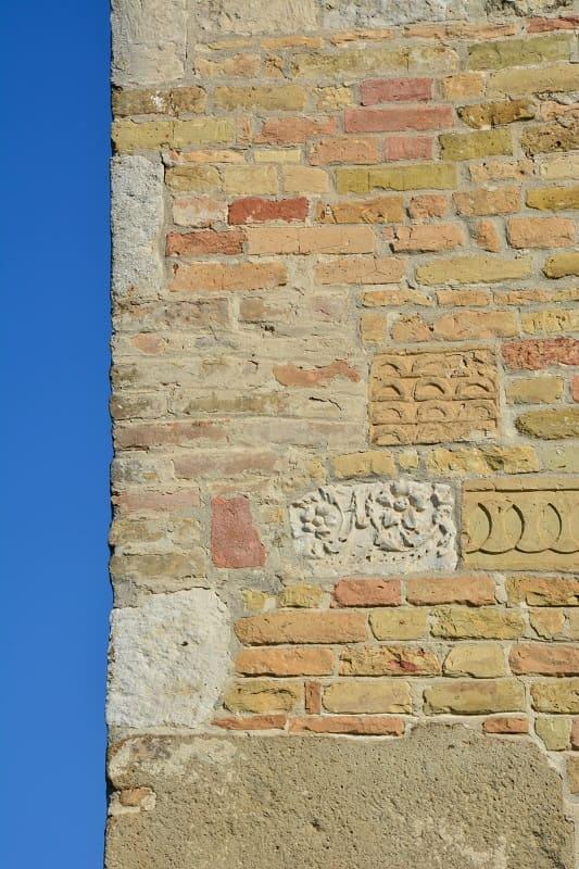 Pozzoveggiani - particolare esterno ©RobertaZago padovaedintorni.it