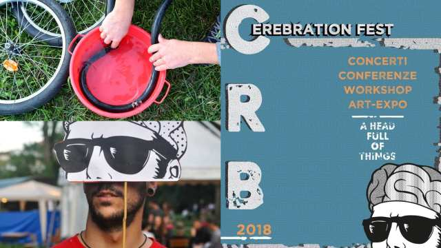 CeRebration Festival a Padova: a head full of things
