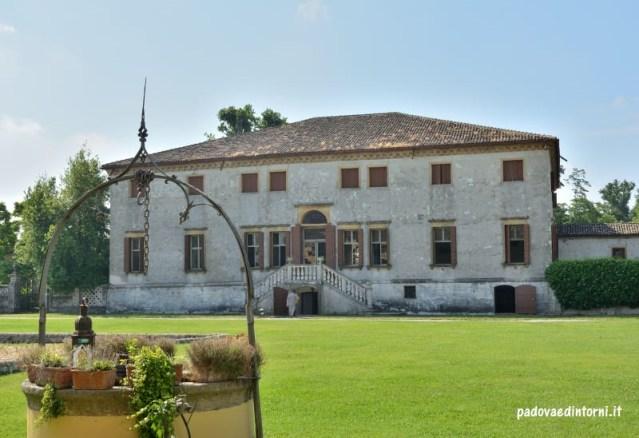 Villa Roberti a Brugine il centro della Saccisica