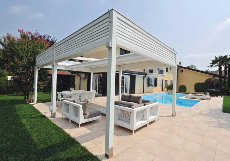 Arredi per Esterni, CORRADI outdoor living space on Corradi Living Space id=95143