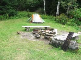 "Camp at ""The Wharf"""