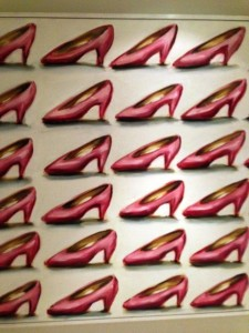 Shoes at the Savoy