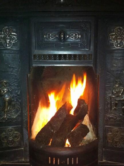 Fireside in Ballycumber