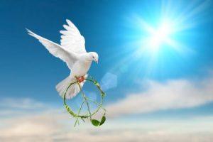 Notre vie et notre monde ne sont pas les mêmes, selon qu'ils sont ou non habités par l'Esprit Saint.