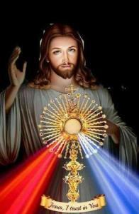 NEUVAINE AU SACRE COEUR DE JESUS – 03ème JOUR – 13 JUIN