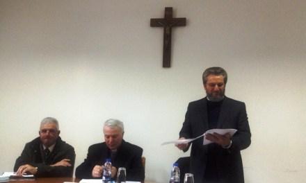 Jornadas de formação do clero; comunicação ao clero