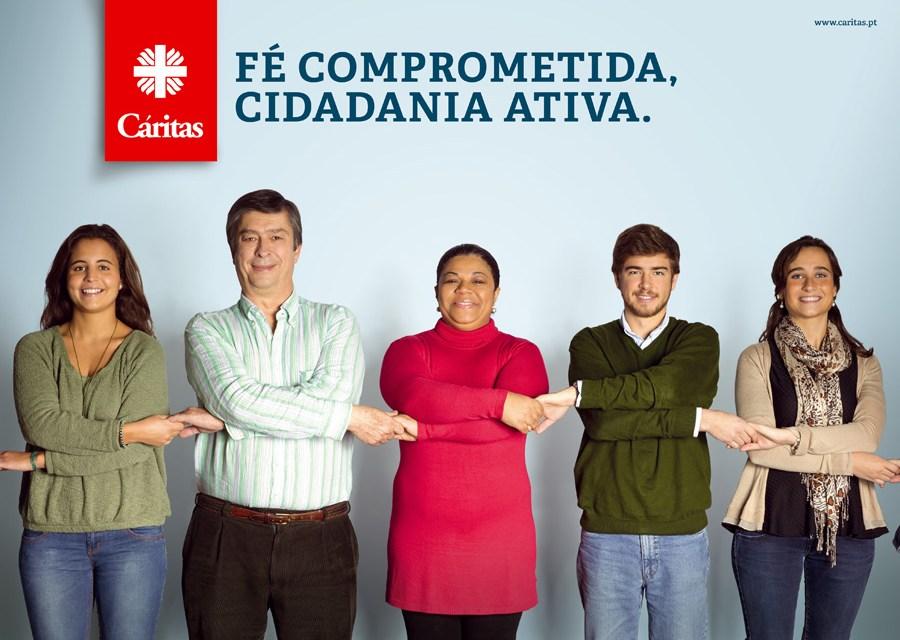 """Fé comprometida: cidadania ativa"""