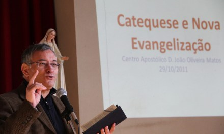 D. António Moiteiro hoje em São Romão