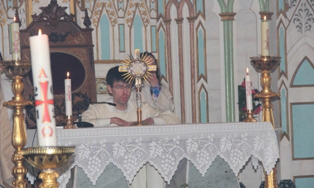 Missa de Páscoa em Vila Cova 2013, audio