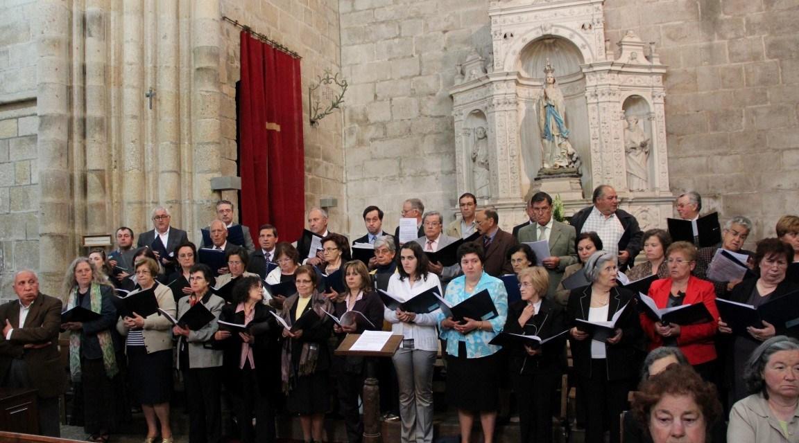 Encontro de coros litúrgicos