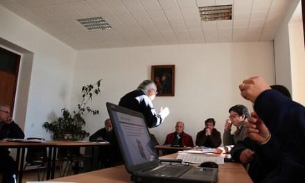 CNE: encontro de dirigentes