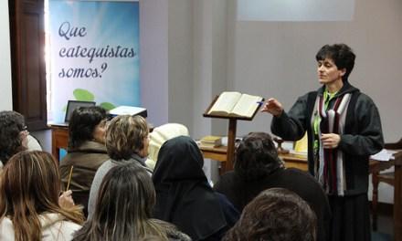 Bispo da Guarda reúne com catequistas