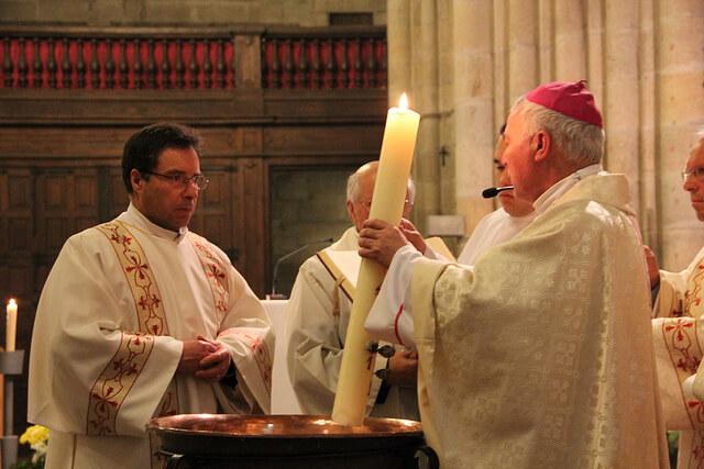 Partiu para Deus o padre Élio Ramos