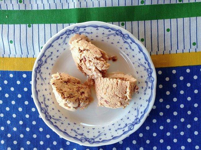 Receitas cá de casa: gelado de cereja