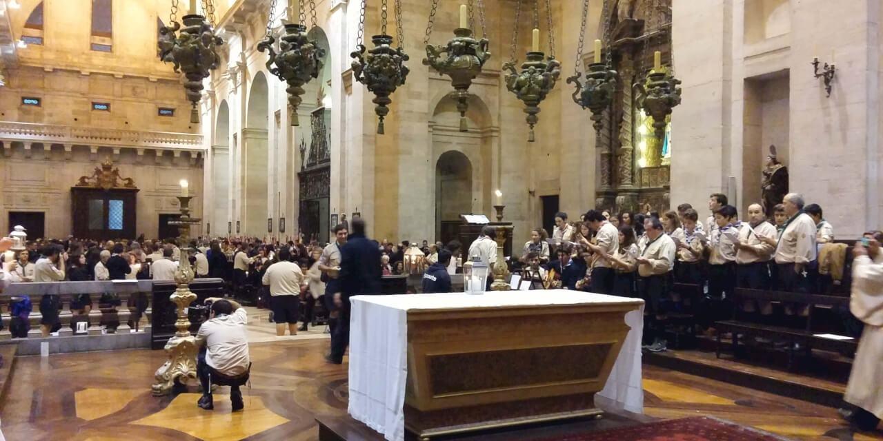 Luz da Paz de Belém – Uma proposta do Corpo Nacional de Escutas