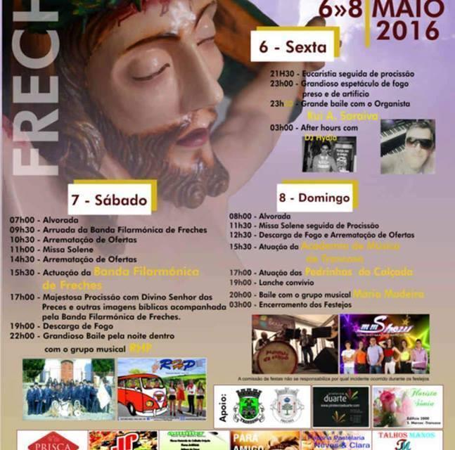 Freches em festa: Divino Senhor das Preces – 2016