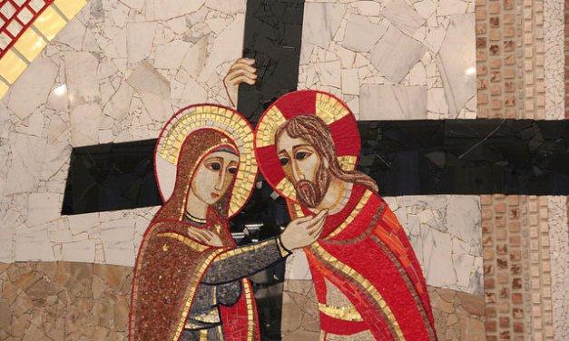 XXXI Jornada Mundial da Juventude: Via-Sacra – Alocução do santo padre
