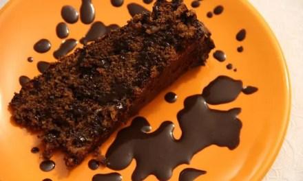 Receitas cá de casa: Bolo de castanhas e chocolate