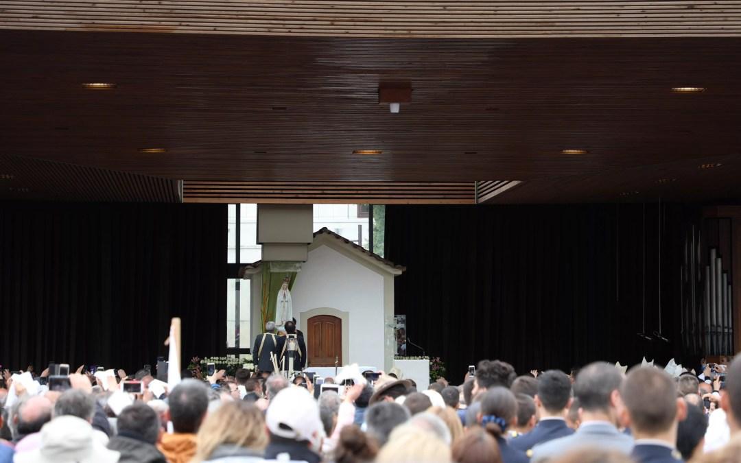 Diocese da Guarda: peregrinação a Fátima em 2018