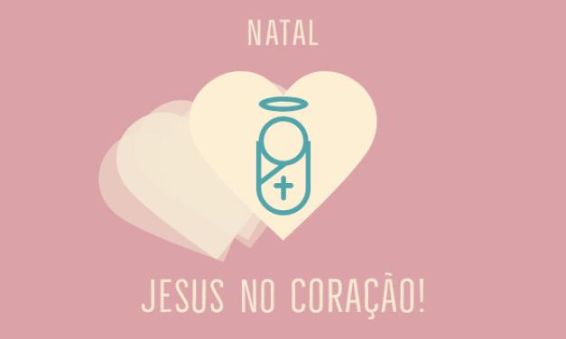 NATAL 2019: MENSAGEM DO PADRE HUGO MARTINS