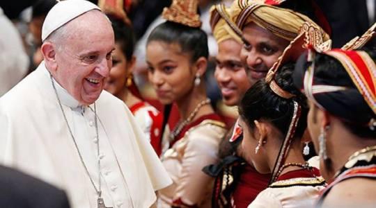 Papież do wychowawców zakonnych: jak będzie świadectwo, to będą też powołania