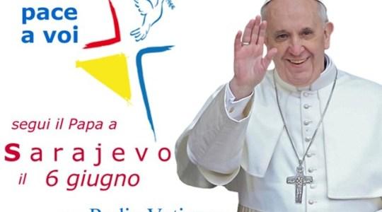 Papież do mieszkańców Bośni i Hercegowiny: niosę wam pokój