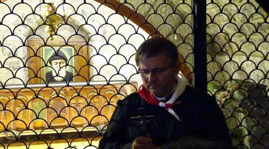 Wspomnienie w rocznicę pierwszej pielgrzymki ks. Jarosława do świętych Libanu