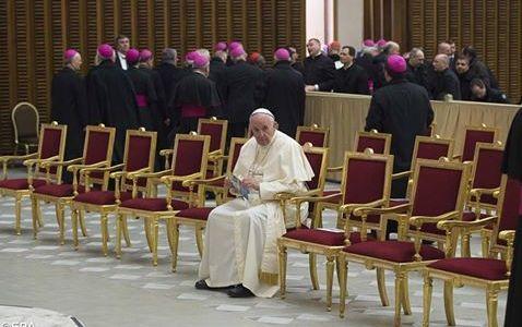 Franciszek: prześladowania są chlebem powszednim Kościoła