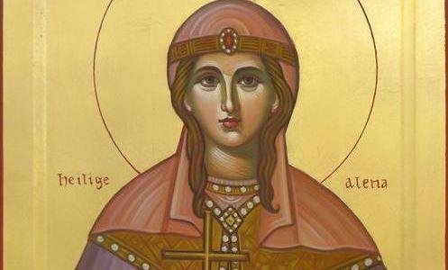 Święta Alina z Forest, męczennica