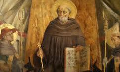 Święty Jan Gwalbert, opat