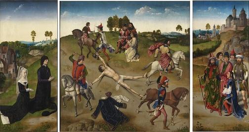 Święci męczennicy Poncjan, papież, i Hipolit, prezbiter