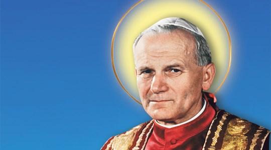 Święty Jan Paweł II, papież