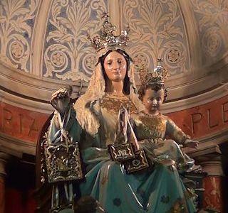 Wizerunek Matki Bożej Pocieszenia w Pilźnie