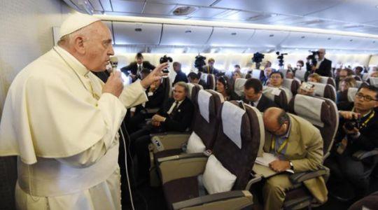 Bądźcie nosicielami dobrych wiadomości - apel Franciszka do ludzi mediów(Vatican Service News 24.01.2017)